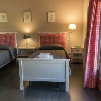 Rosolaccio camera da letto